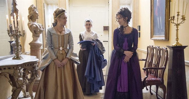Review: 'Love & Friendship' delights in language, scheming