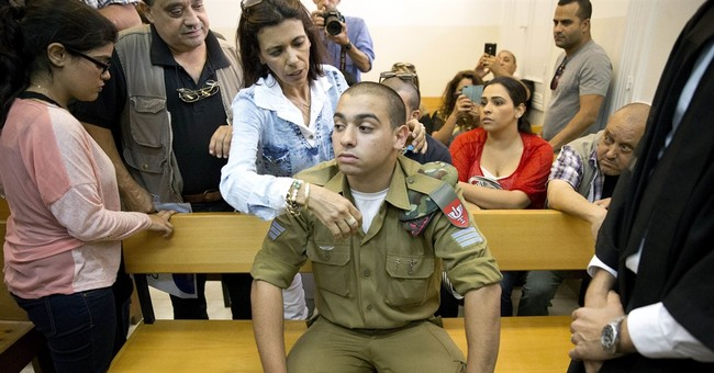 Trial starts for Israeli soldier in killing of Palestinian