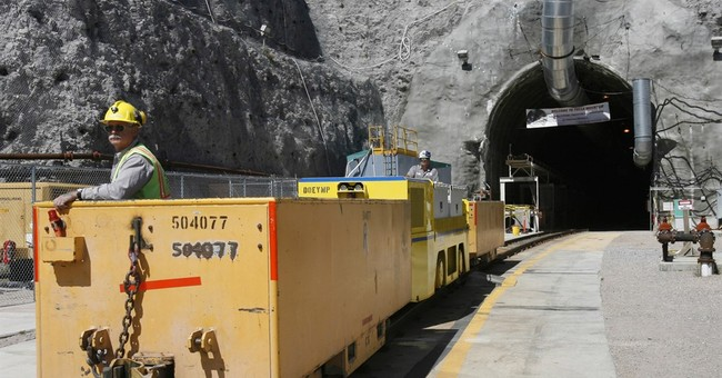 Leader: New Yucca Mountain report ignores impact on tribe