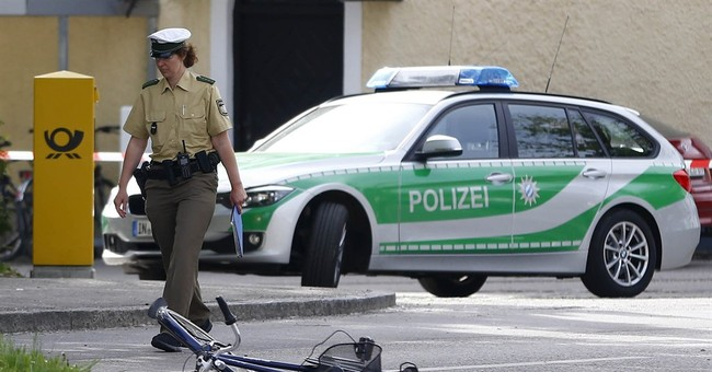 Officials: Germany stabbing suspect mentally unstable