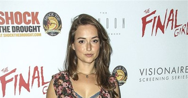 US actress, an ex-refugee, sets out to help Syrian migrants
