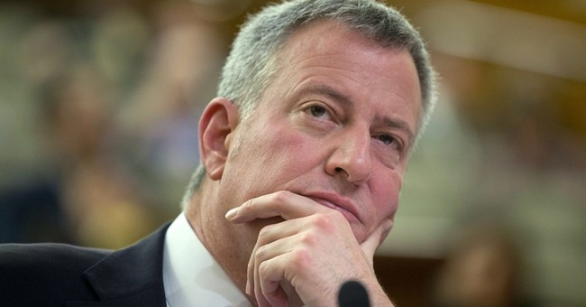 NYC mayor scrutinized over donations from businesses