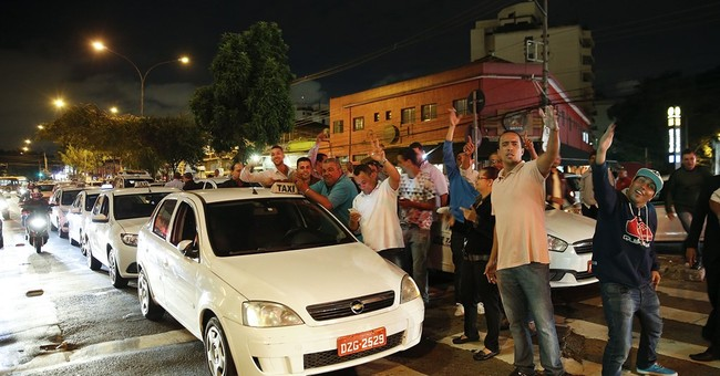 Uber authorized to operate in Brazil's biggest city