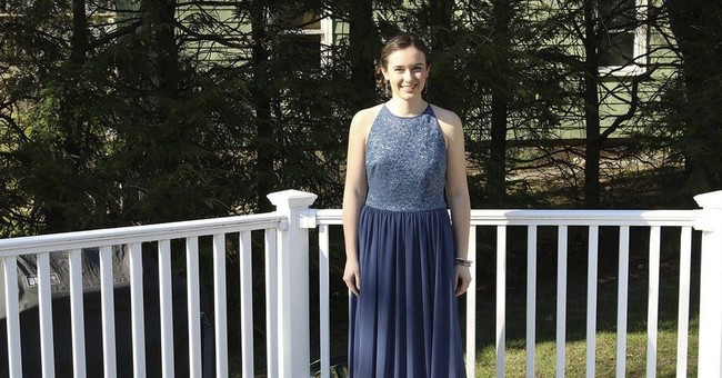 Traveling prom dress sisterhood honors friend lost to cancer