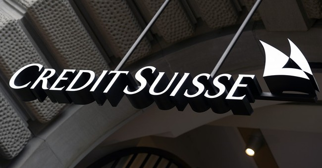 Credit Suisse reports big loss amid sour market conditions