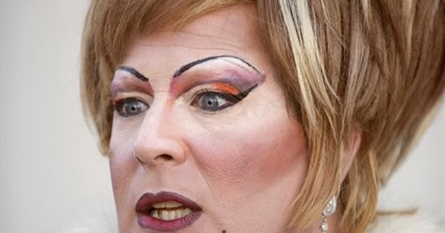 Alabama drag queen is suspended chief justice's nightmare