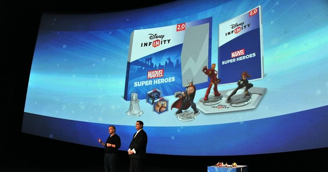 Disney shutting Infinity game unit, cutting 300 jobs