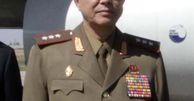 Ex-N. Korea army head, who Seoul said was executed, is alive