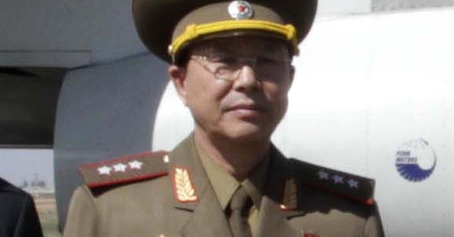 Ex-N. Korea army head, who Seoul said was executed, is alive