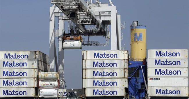 US wholesale stockpiles and sales break a losing streak