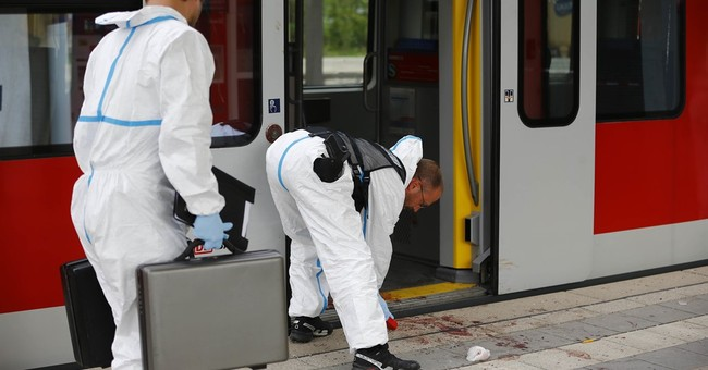 The Latest: German stabbing suspect may have taken drugs