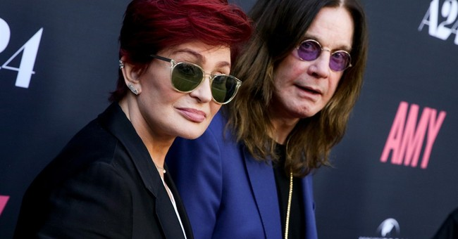Sharon Osbourne addresses split from Ozzy on 'The Talk'