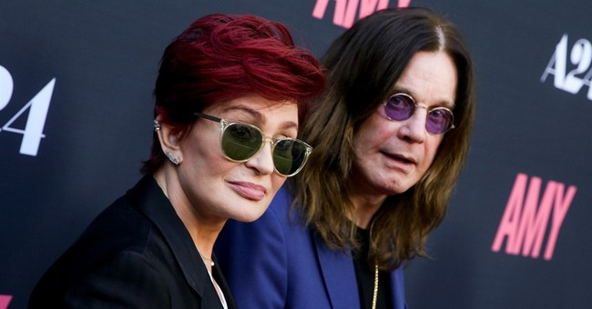Sharon Osbourne addresses split from Ozzy on 'The Talk'