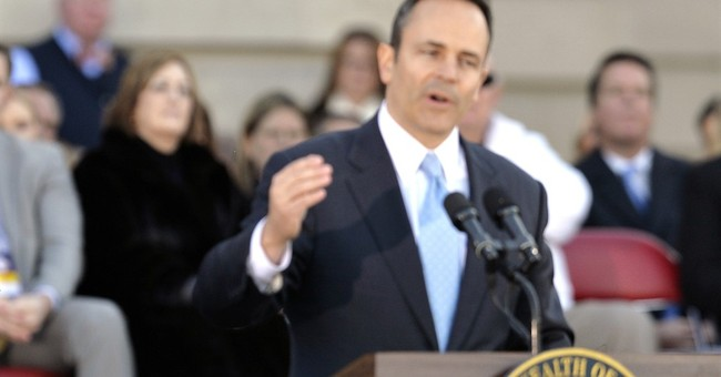 2 Kentucky governors, past and present, in acrid public feud