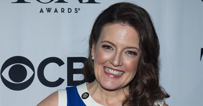 Tony nominee Jennifer Simard gets some love online