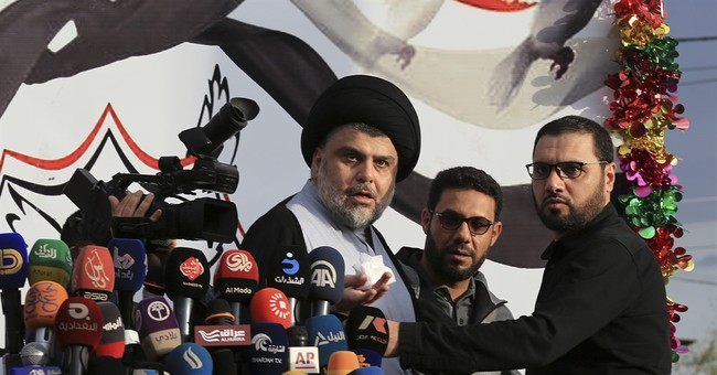 Under reform mantle, Shiite cleric fractures Iraqi politics
