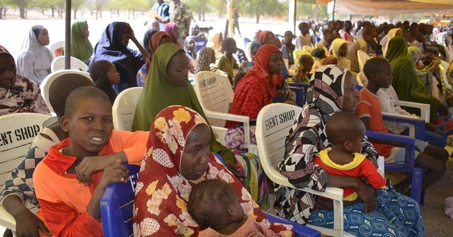 Amnesty:  Babies dying in Nigerian military detention
