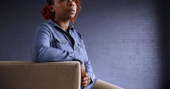 AP Interview: Michael Brown's mom's book recalls death, life