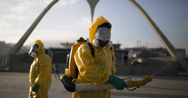 Column: Playing Russian roulette with the Zika virus in Rio