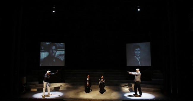 New play explores life, legacy of slain teen Trayvon Martin