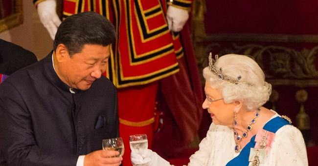 Queen Elizabeth II: Chinese officials were 'very rude'