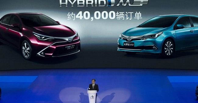 Toyota's projects 35 pct profit plunge as yen perk fades