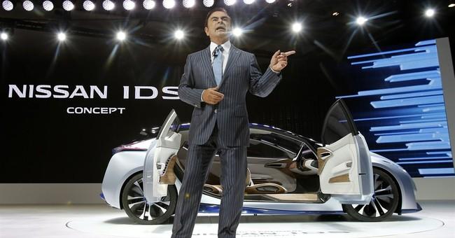 Nissan takes 34 pct stake in scandal-hit Mitsubishi Motors