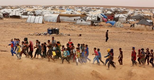 Report: 27.8 million people internally displaced last year