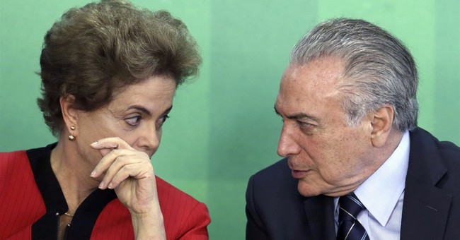 2 men in line for Brazilian presidency accused of corruption