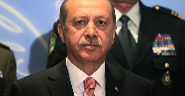 Erdogan: Turkey gearing up to strike IS group in Syria
