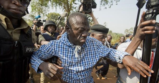 Ugandan opposition leaders detained ahead of inauguration