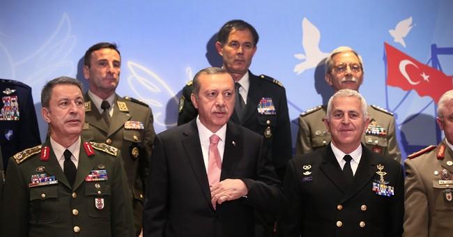 Erdogan says Turkey killed 3,000 IS extremists