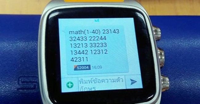 High-tech devices take cheating to new level in Thai schools
