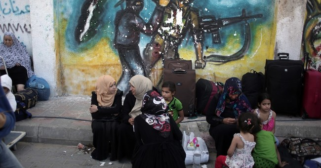 Egypt temporarily reopens Gaza border crossing
