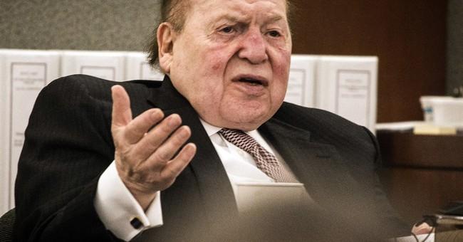 Nevada high court ruling keeps judge on Las Vegas Sands case
