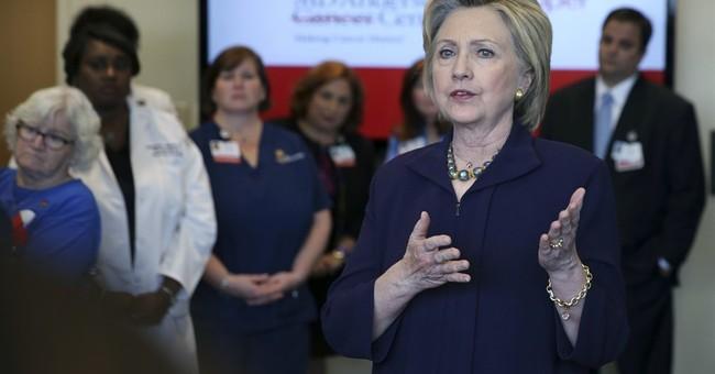 California Dreaming: Clinton sees big win, Sanders an upset