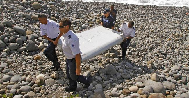 A look at the debris found so far in the hunt for Flight 370