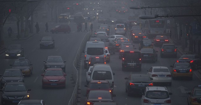 UN: Rising air pollution in world's cities killing millions