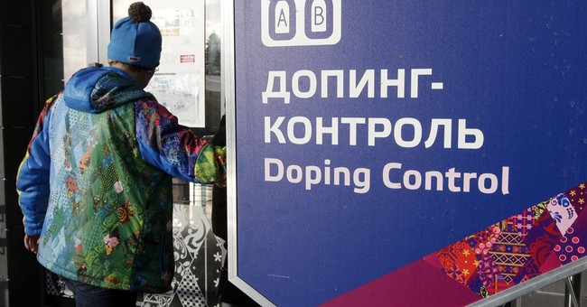 The Latest: IAAF has no plans to test suspect drug samples