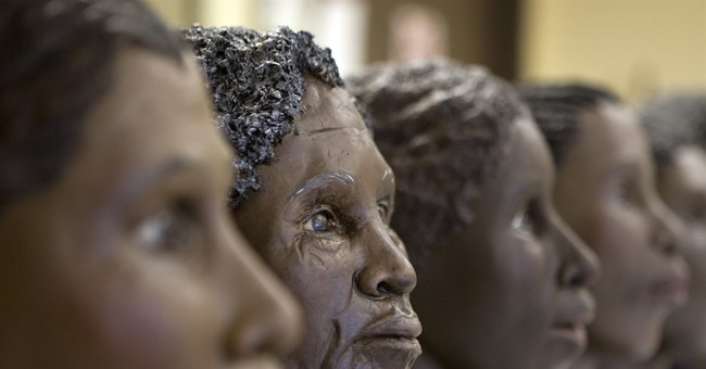 Honor at last: Former slaves reburied centuries later