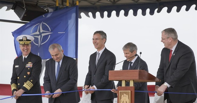 US missile defense site opens in Romania, Russia sees threat