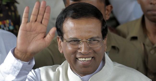 Sri Lankan leader to visit India in delicate balancing act