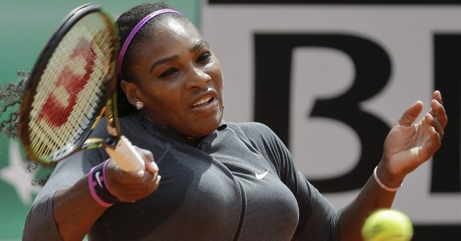 Woof: Serena Williams eats dog food, instantly regrets it