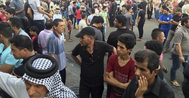 IS bombings highlight Iraqi capital's vulnerability