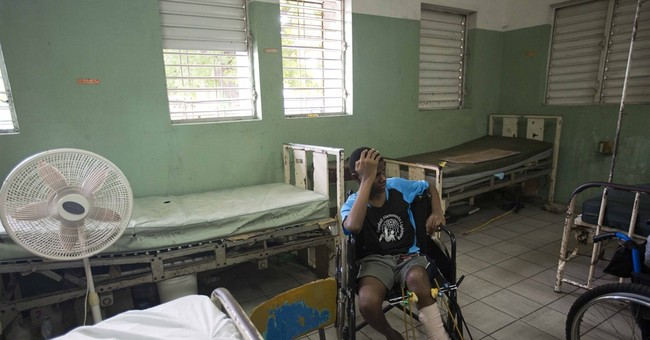 Delivery of supplies not enough to end Haiti hospital strike