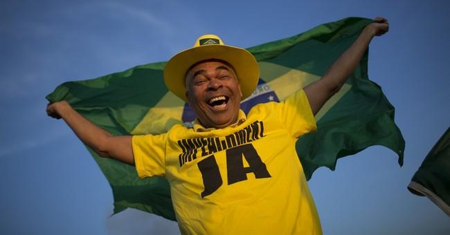Bach: Rousseff impeachment won't hinder Rio Olympics