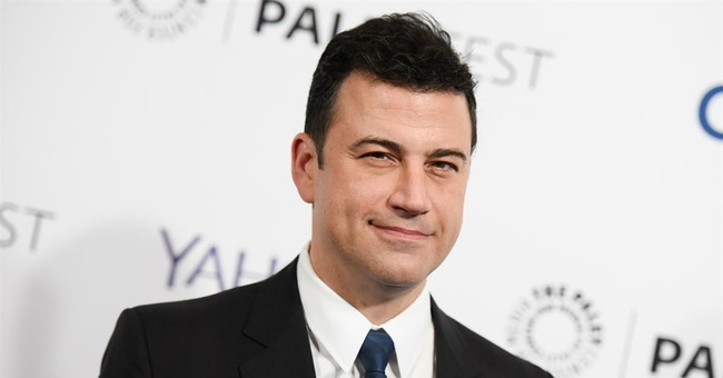 ABC's Jimmy Kimmel launches 'campaign' for veep