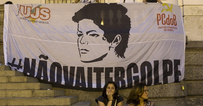 The Latest: Impeachment debate drags on in Brazil's Senate