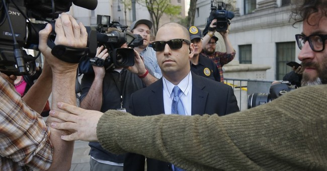 The Latest: Ex-NY Senate leader's son gets 6 ½-year sentence