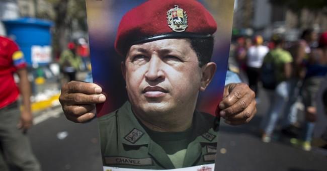 Sony making series about life of Venezuela's Hugo